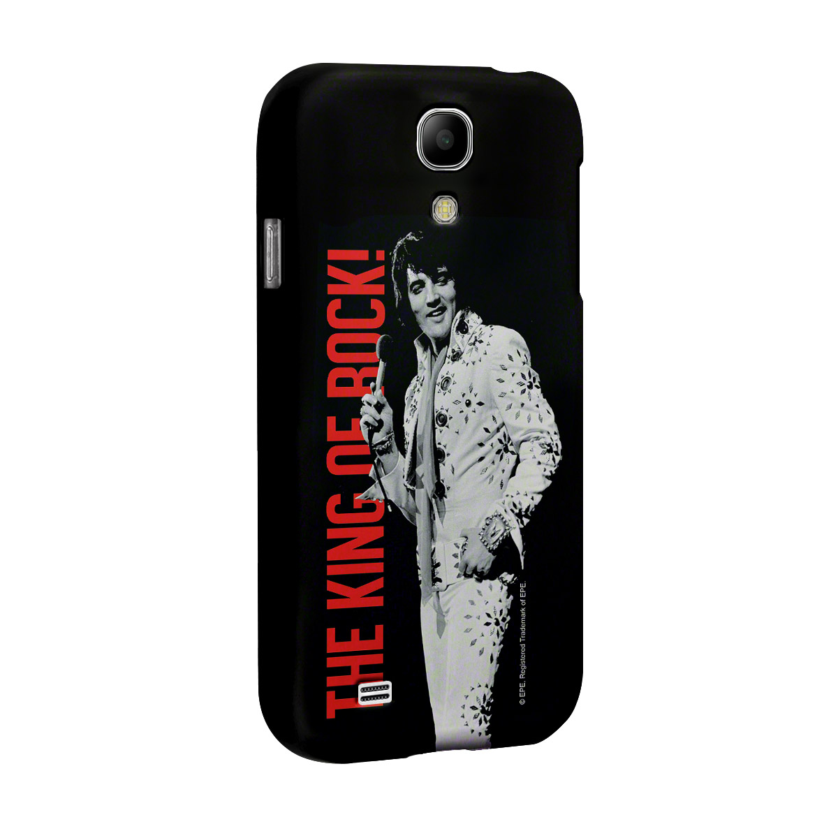 Capa para Samsung Galaxy S4  Elvis The King Of Rock!