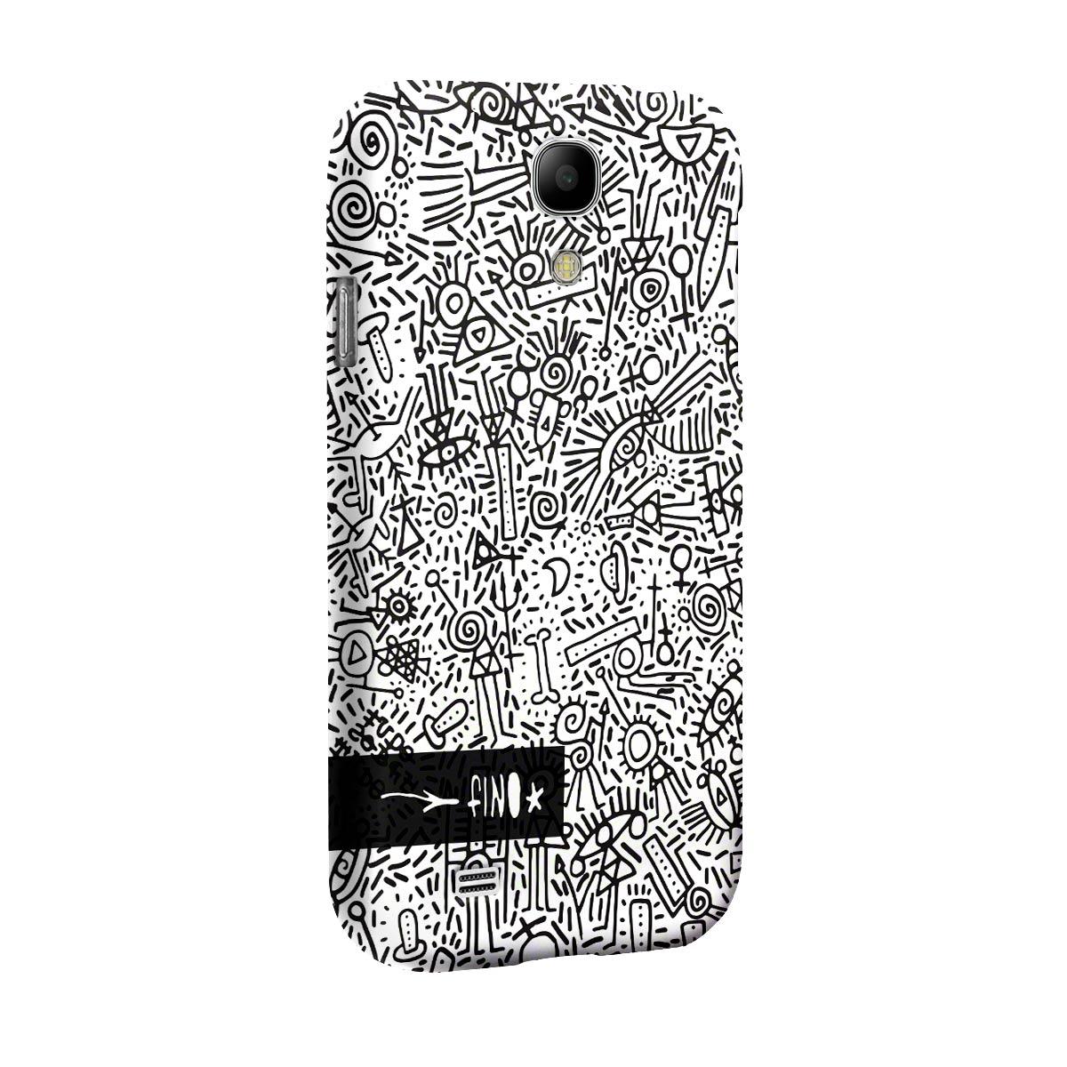 Capa para Samsung Galaxy S4 Fino Farofa de Religi�o