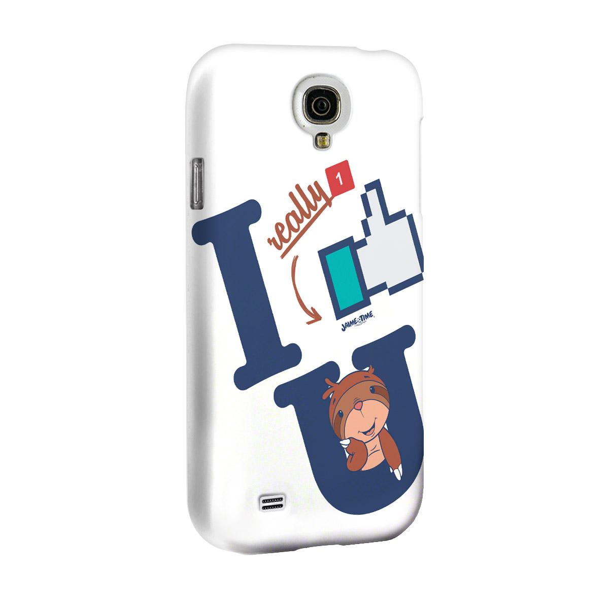 Capa para Samsung Galaxy S4 Jaime I Like You