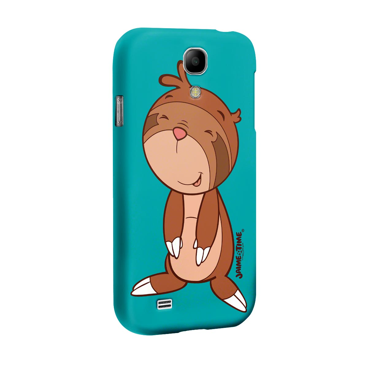 Capa para Samsung Galaxy S4 Jaime Mascote