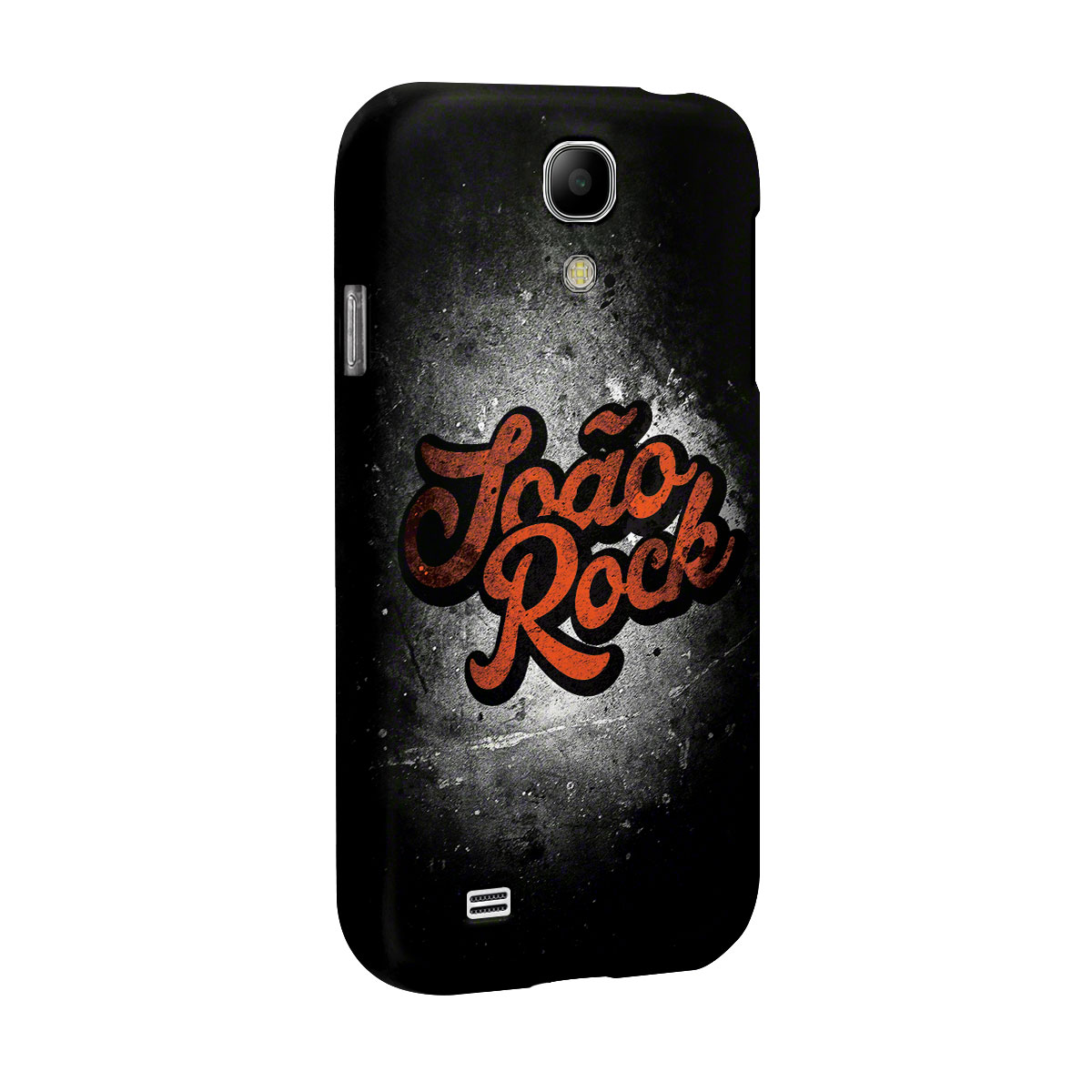 Capa para Samsung Galaxy S4 Jo�o Rock Logo