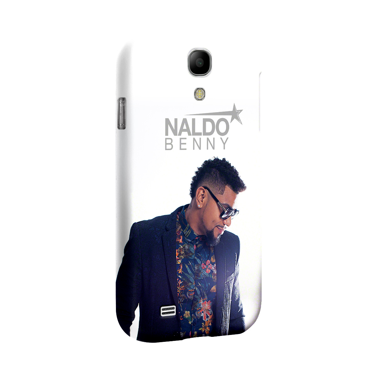 Capa para Samsung Galaxy S4 Naldo Benny Photo