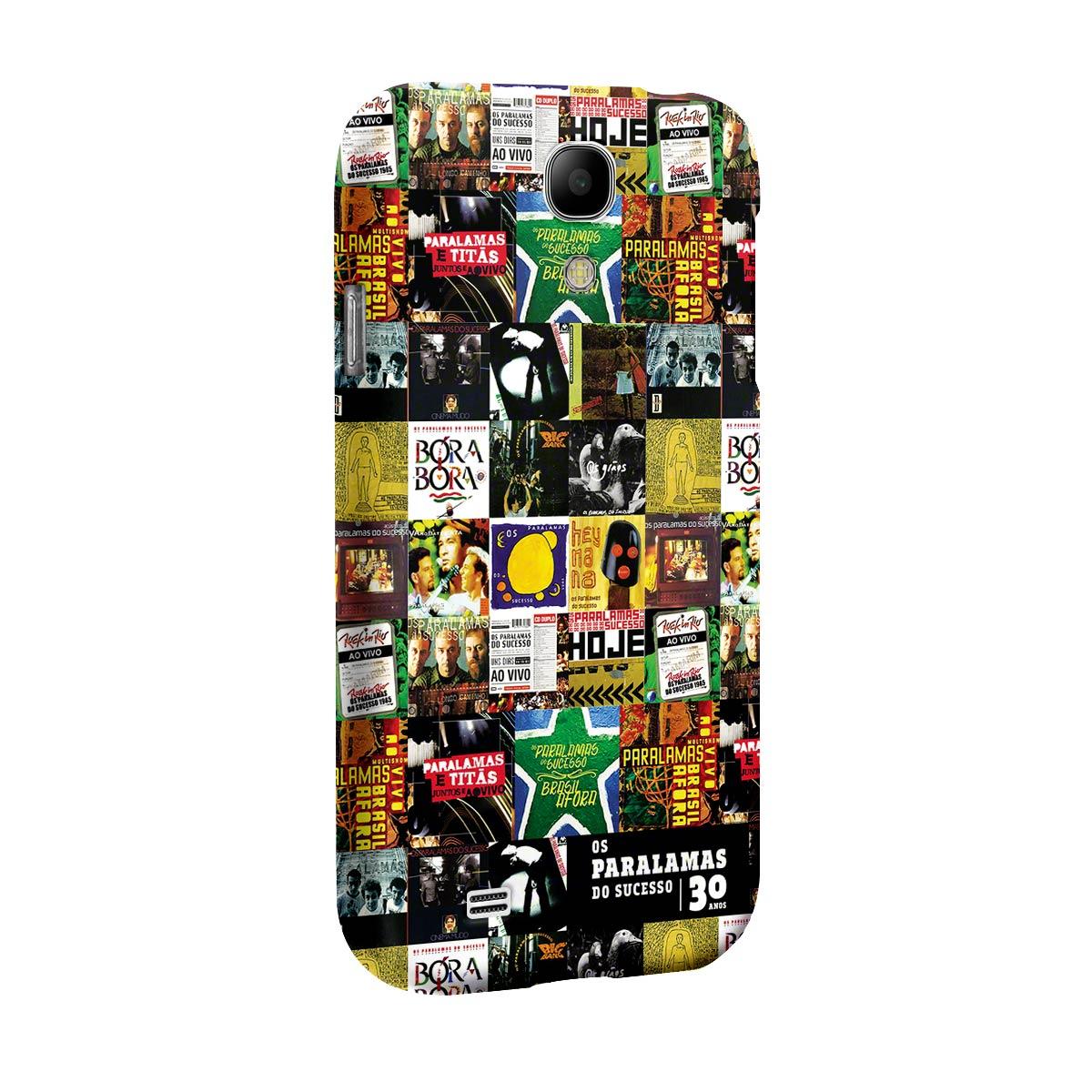 Capa para Samsung Galaxy S4 Os Paralamas do Sucesso 30 Anos