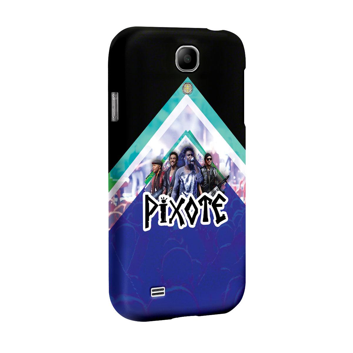 Capa para Samsung Galaxy S4 Pixote Foto