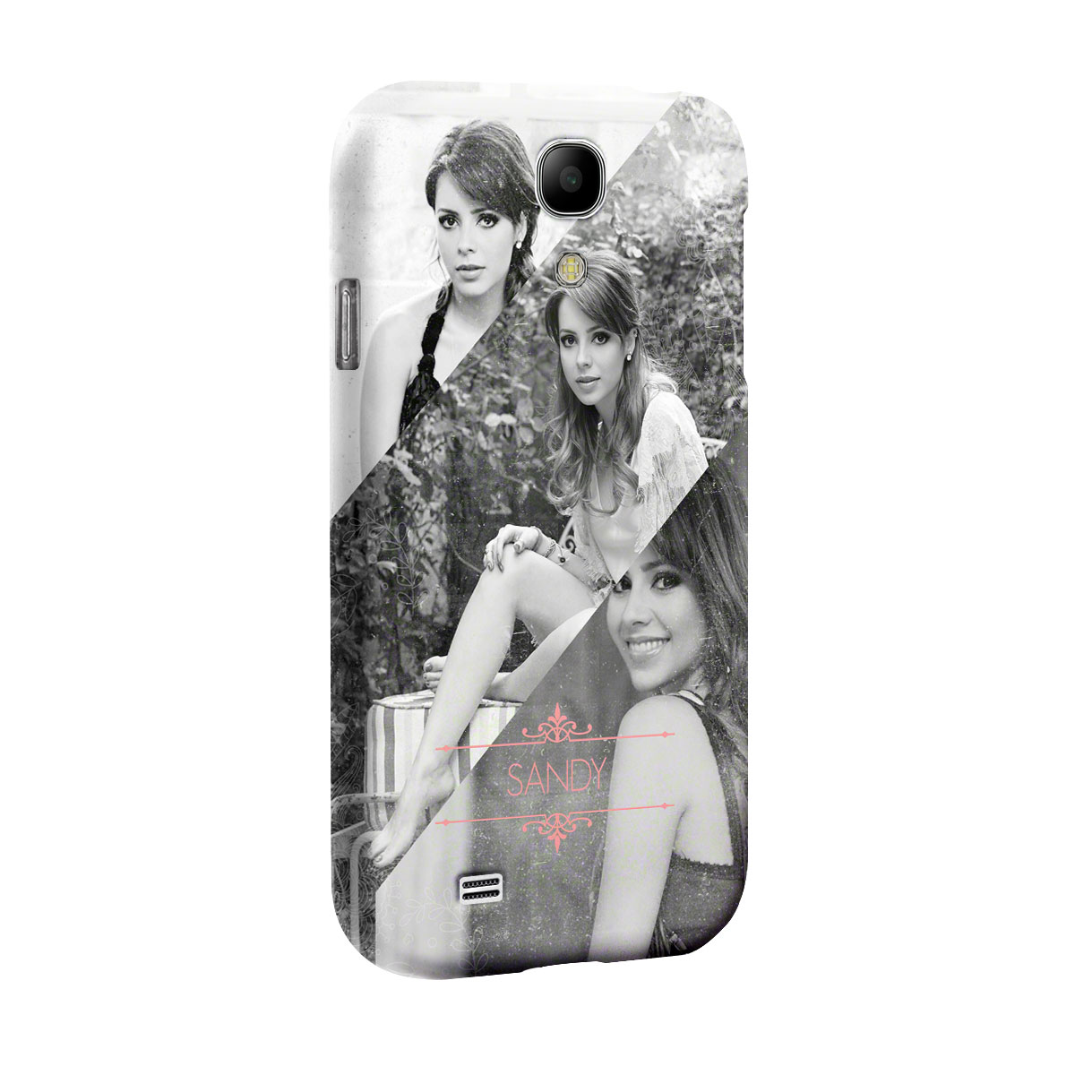 Capa para Samsung Galaxy S4 Sandy Pictures
