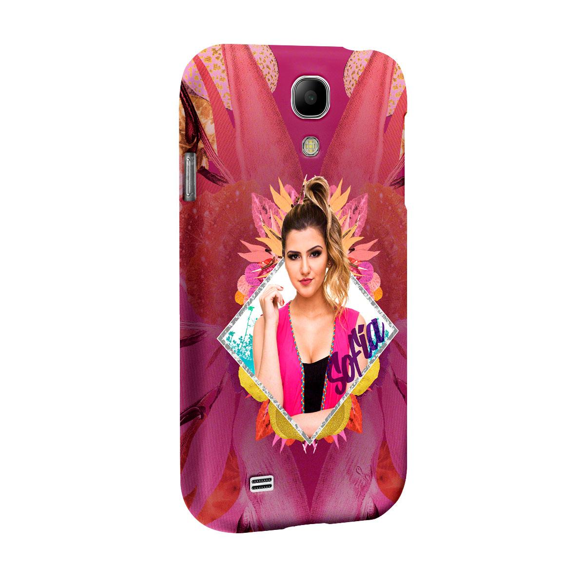 Capa para Samsung Galaxy S4 Sofia Oliveira Foto
