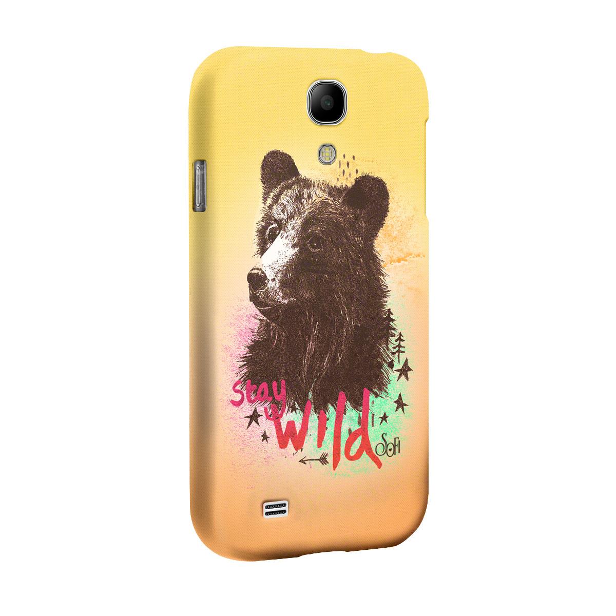 Capa para Samsung Galaxy S4 Sofia Oliveira Stay Wild