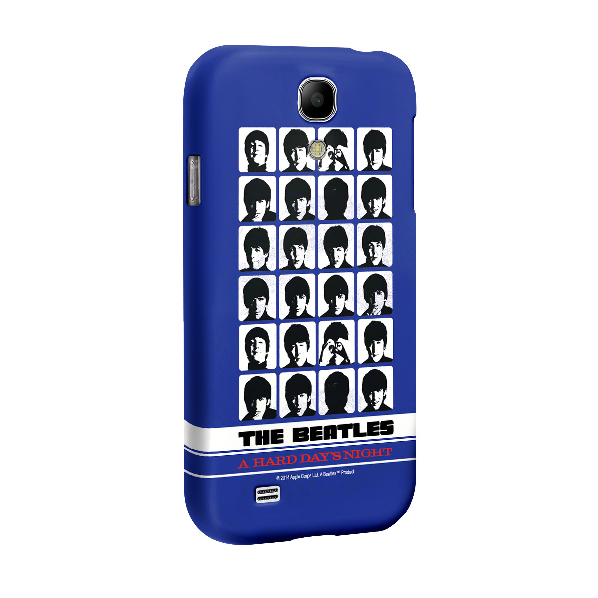 Capa para Samsung Galaxy S4 The Beatles A Hard Day´s Night