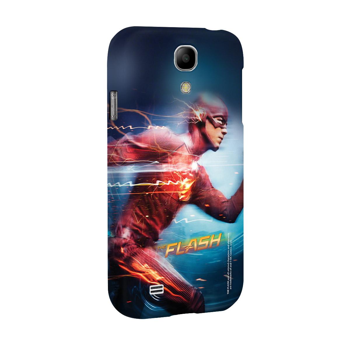 Capa para Samsung Galaxy S4 The Flash Serie Running