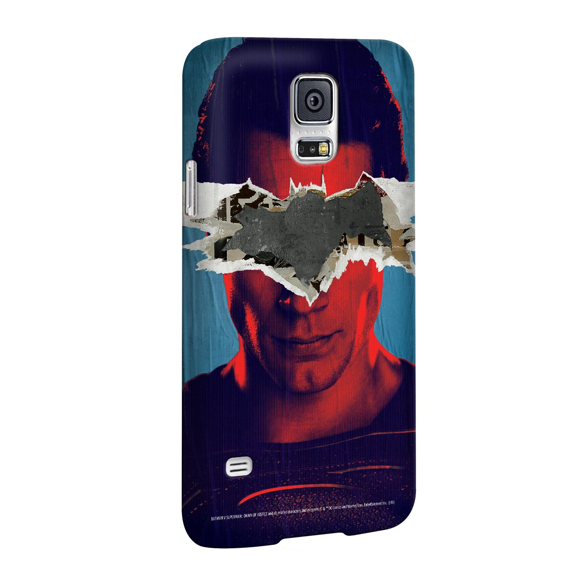 Capa para Samsung Galaxy S5 Batman VS Superman Man VS God
