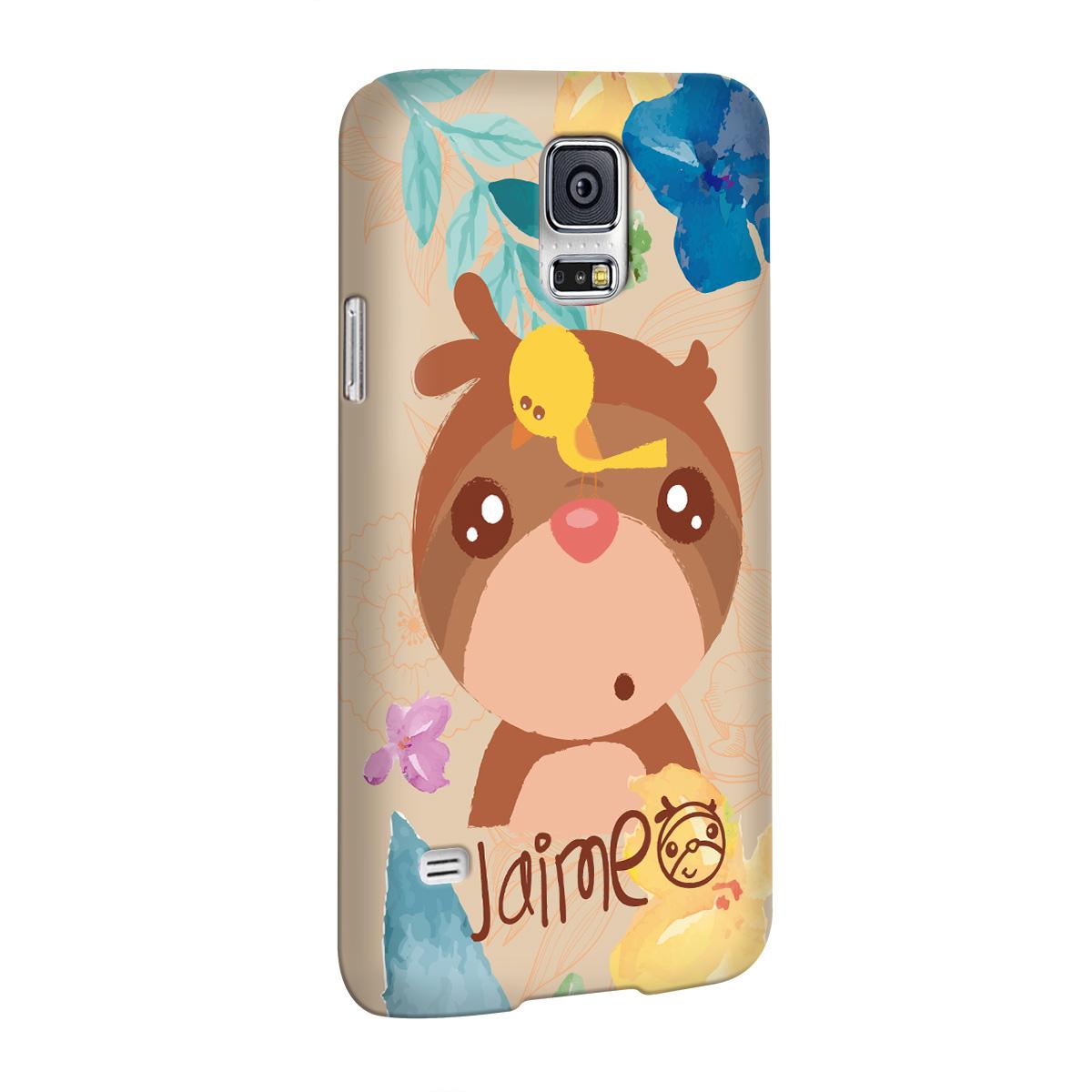 Capa para Samsung Galaxy S5 Jaime Natureza