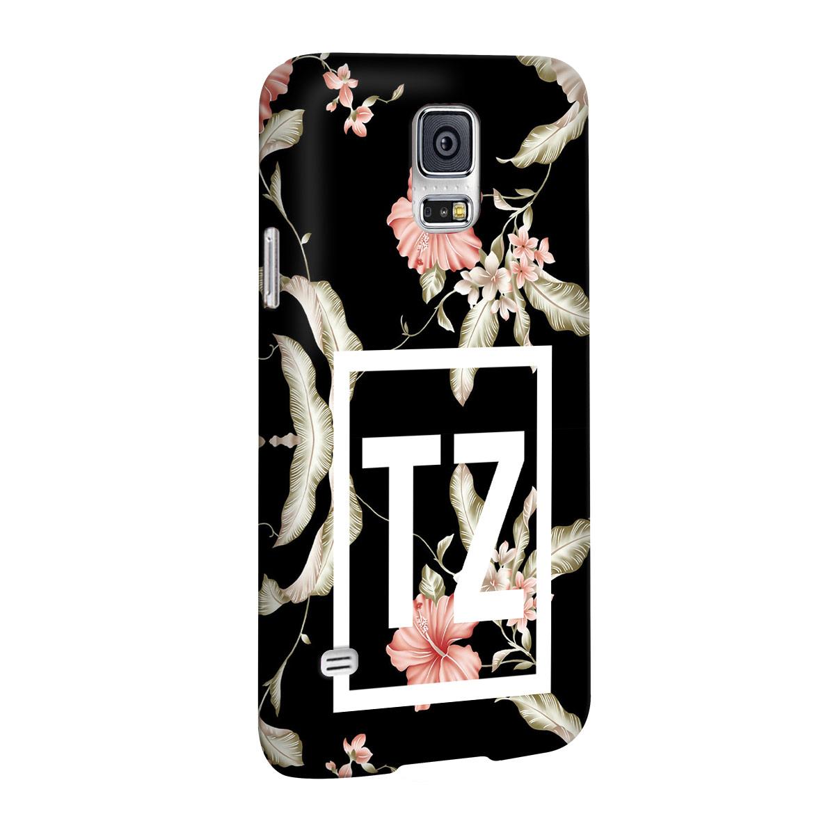 Capa para Samsung Galaxy S5 MC Tati Zaqui Flowers