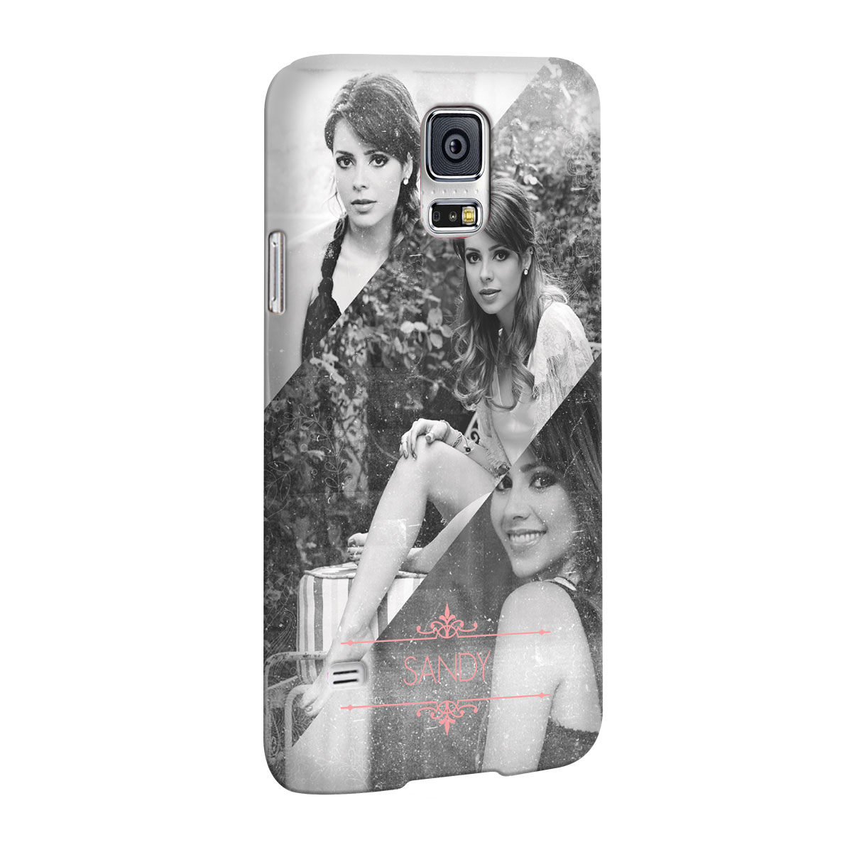 Capa para Samsung Galaxy S5 Sandy Pictures