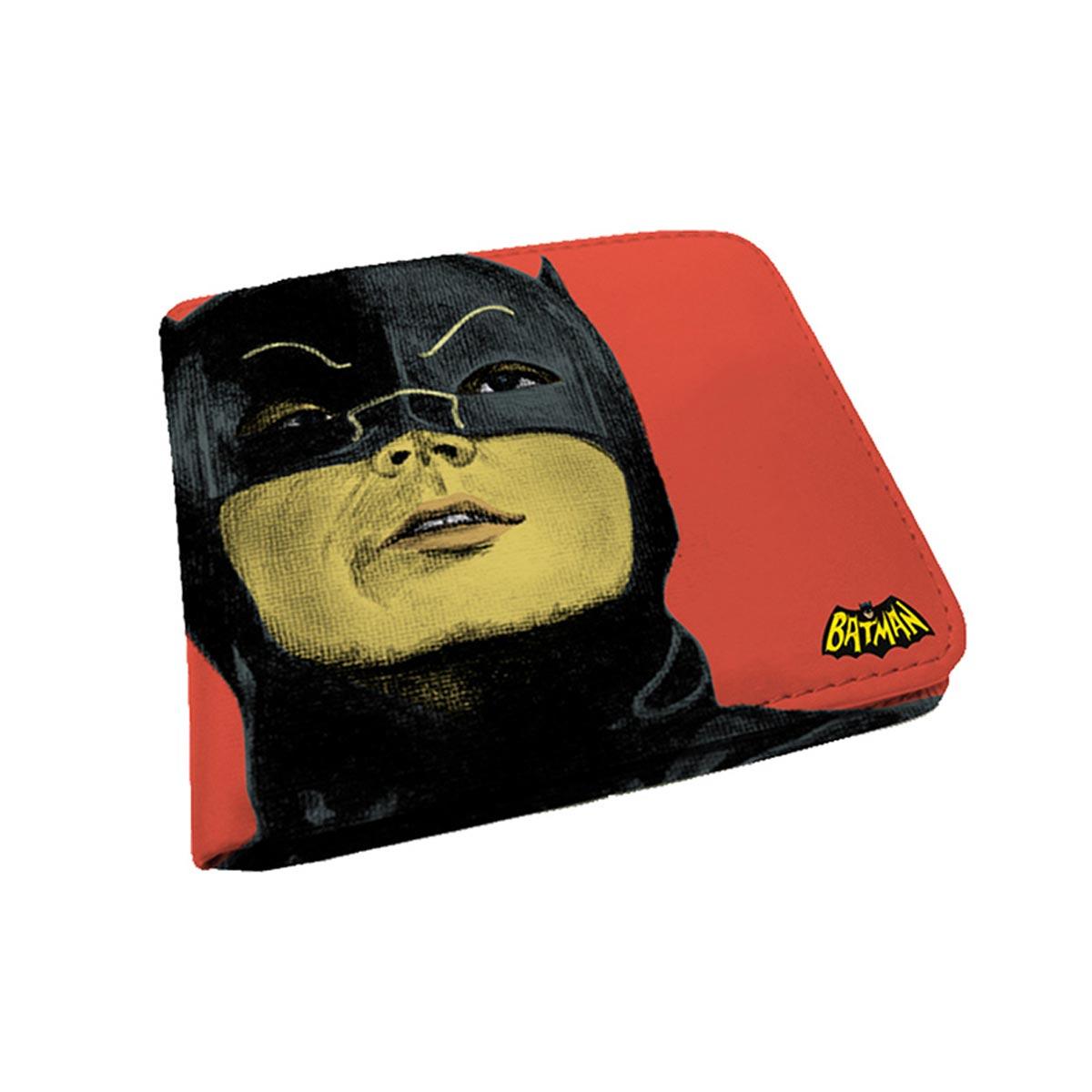 Carteira Movie Batman Face