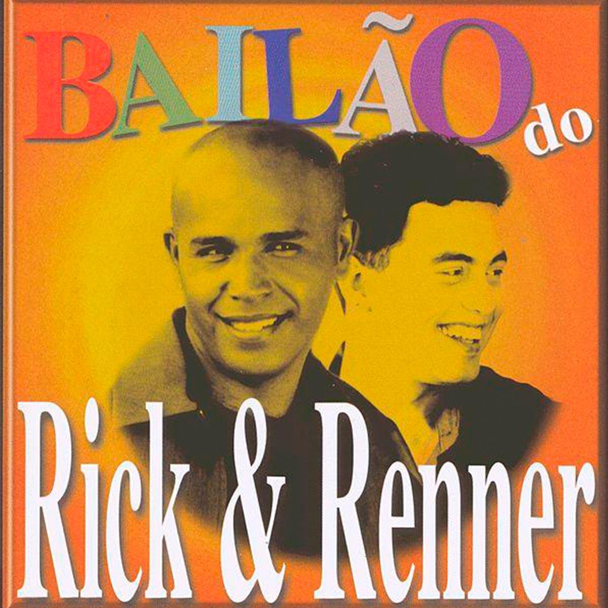CD Bailão do Rick & Renner