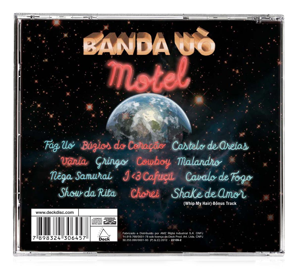 CD Banda U� Motel