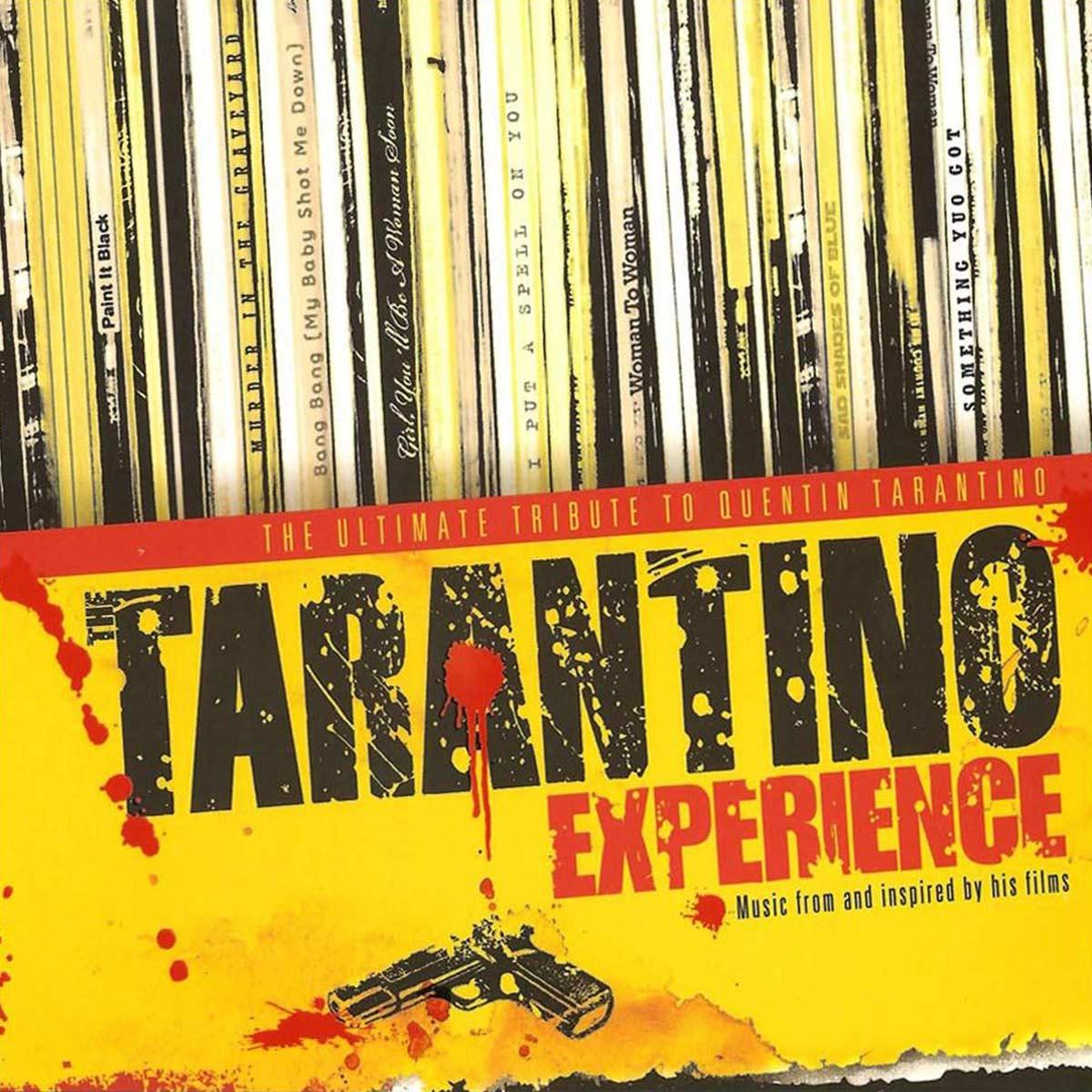CD Box Tarantino Experience