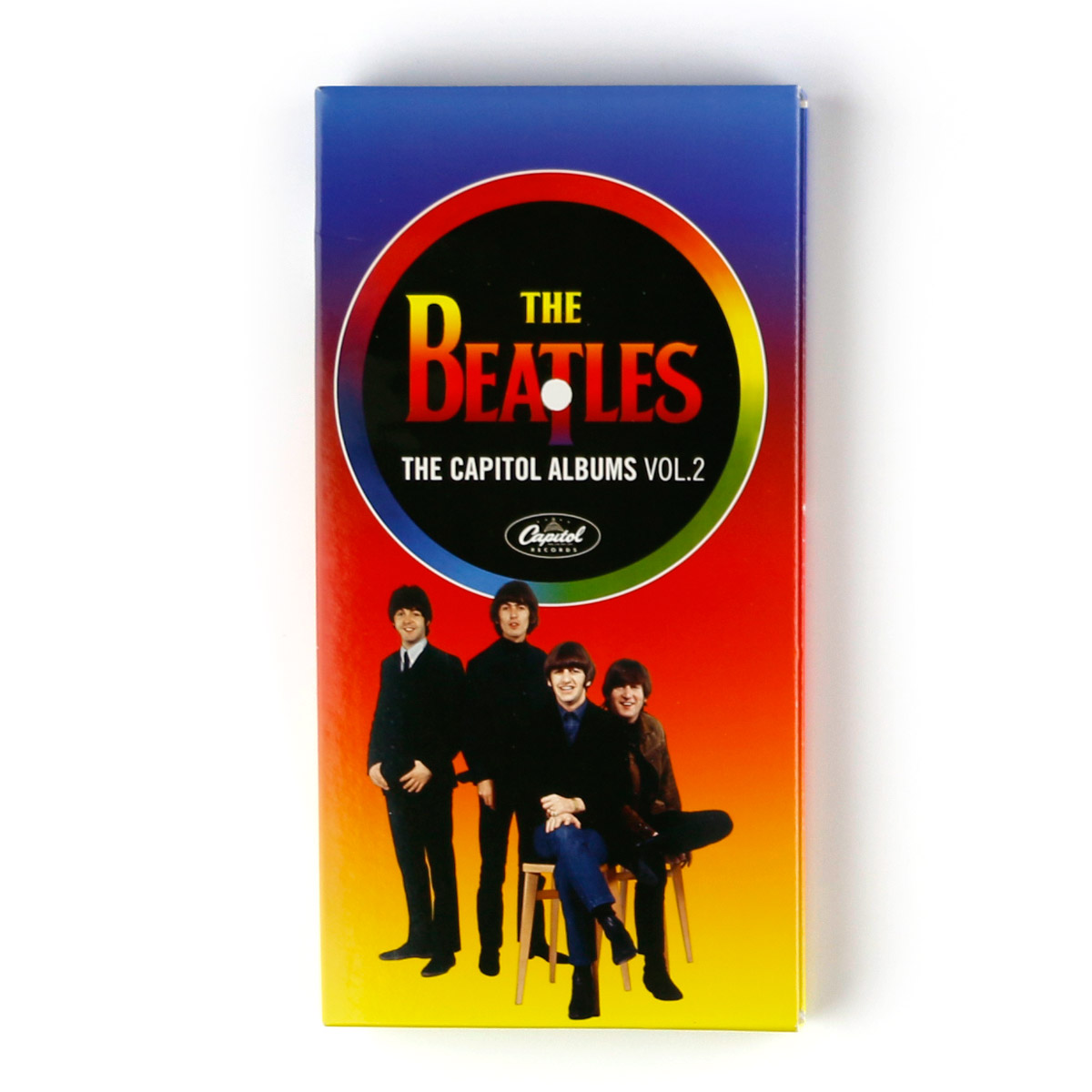 Produto IMPORTADO CD Box The Beatles - The Capitol Albums Volume 2