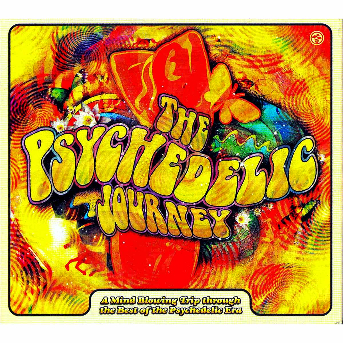 CD Box The Psychedelic Journey