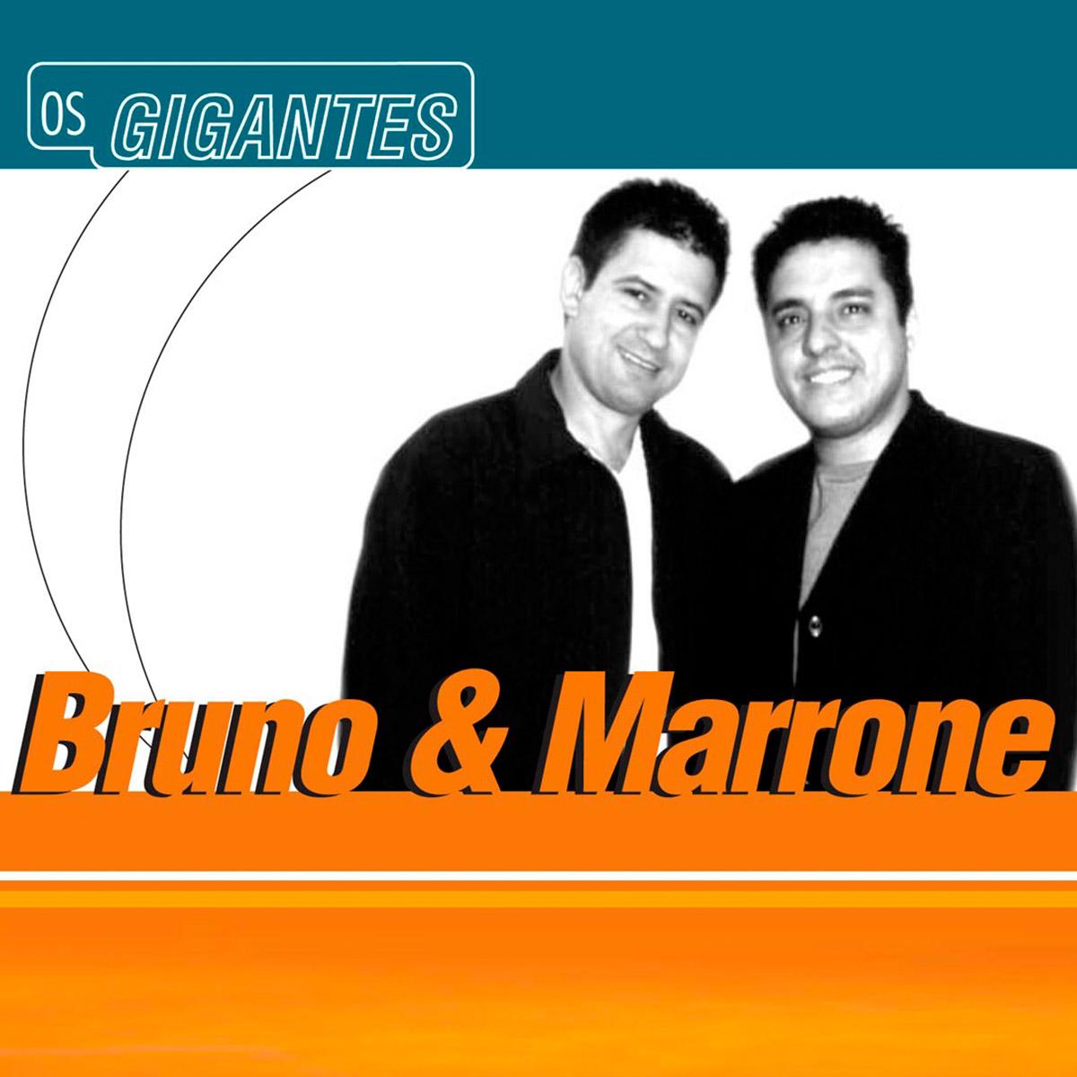 CD Bruno & Marrone Série Os Gigantes