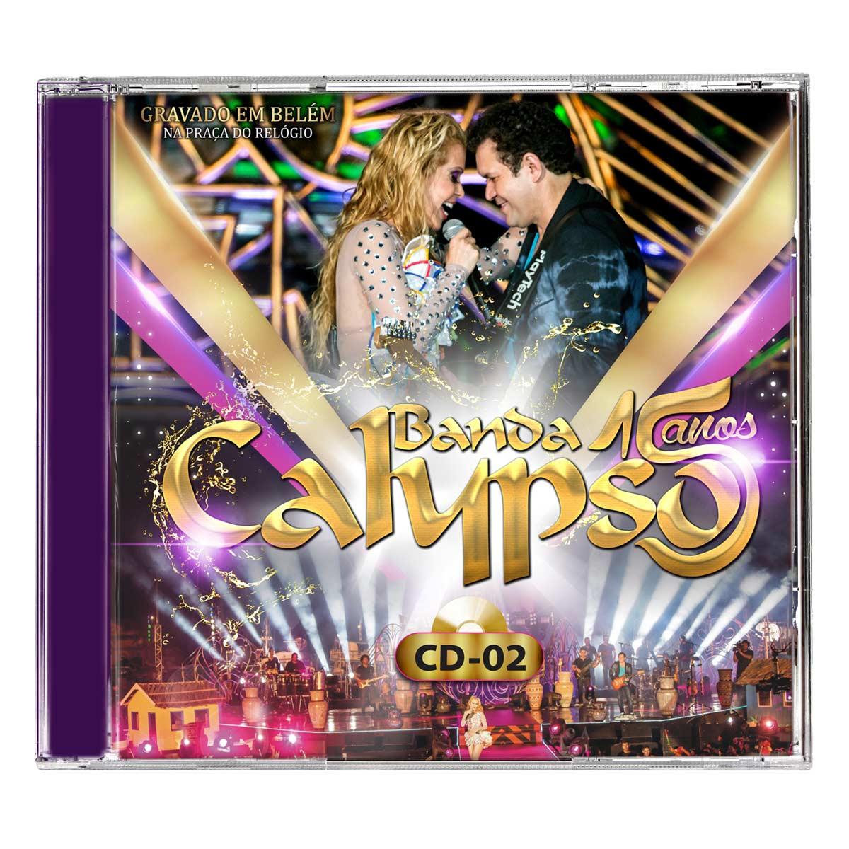 CD Calypso 15 Anos Vol. 2