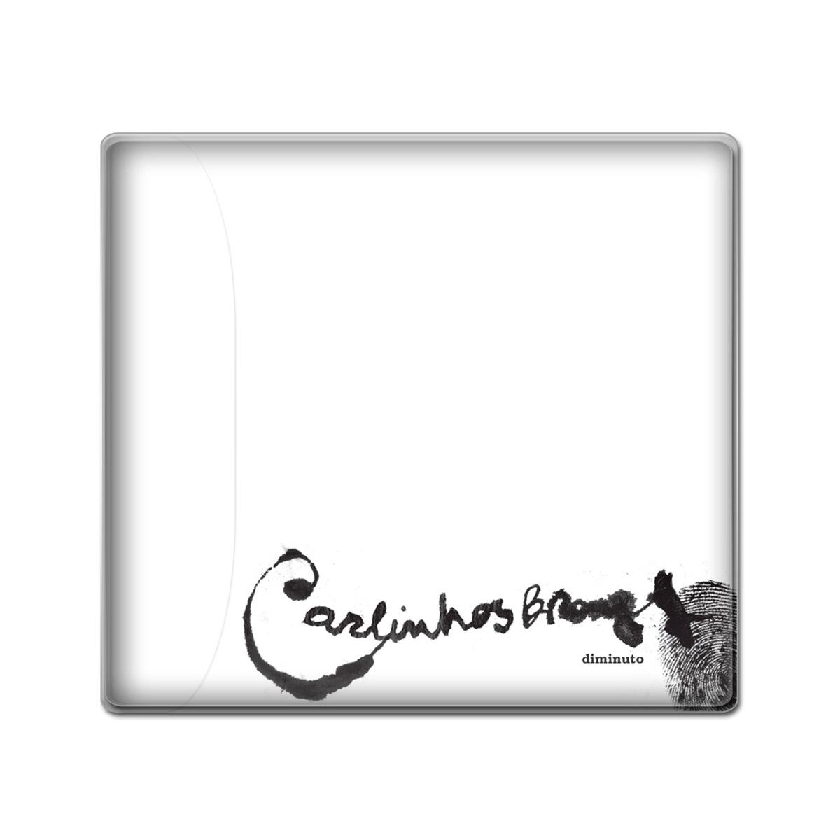 CD Carlinhos Brown Diminuto