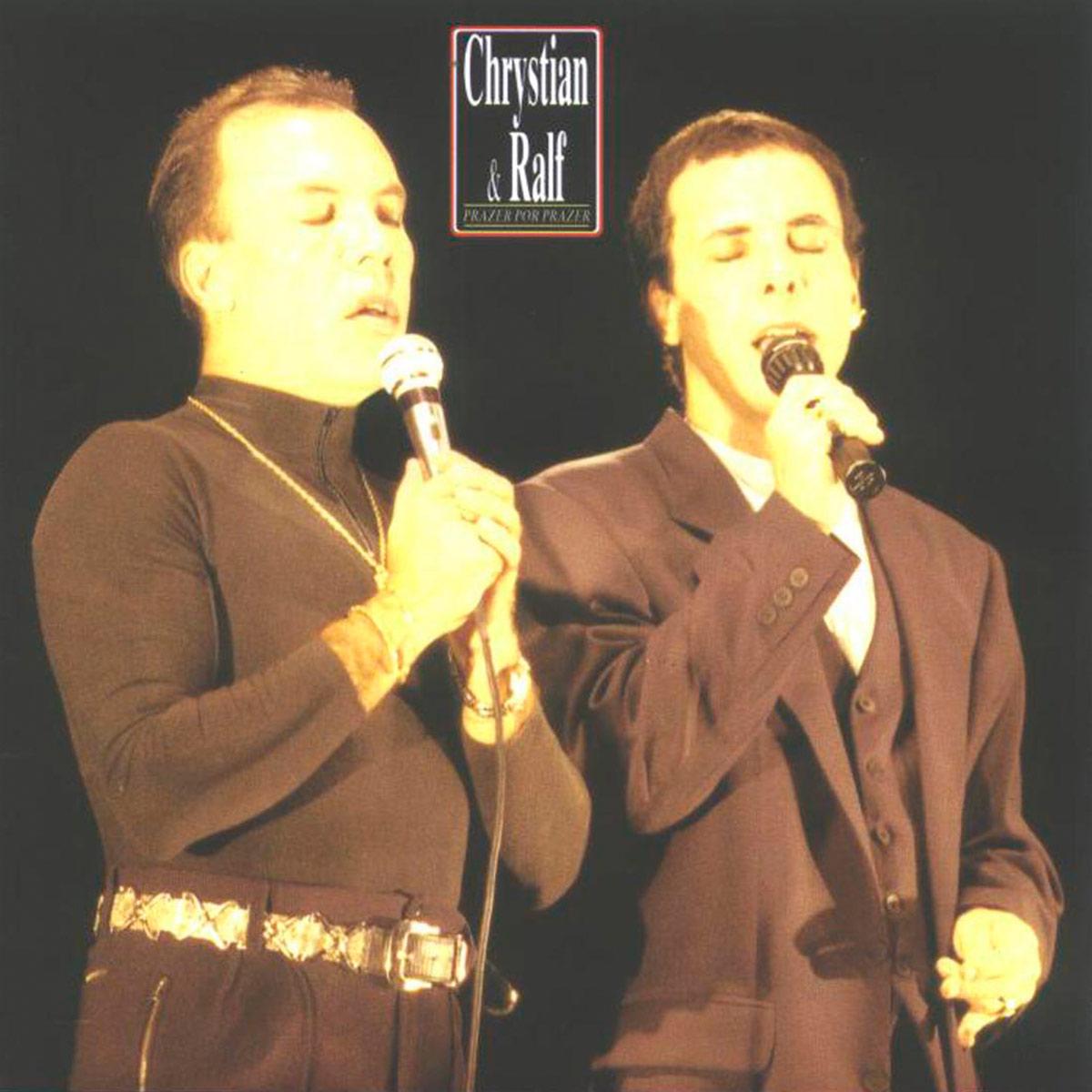CD Chrystian & Ralf Prazer Por Prazer