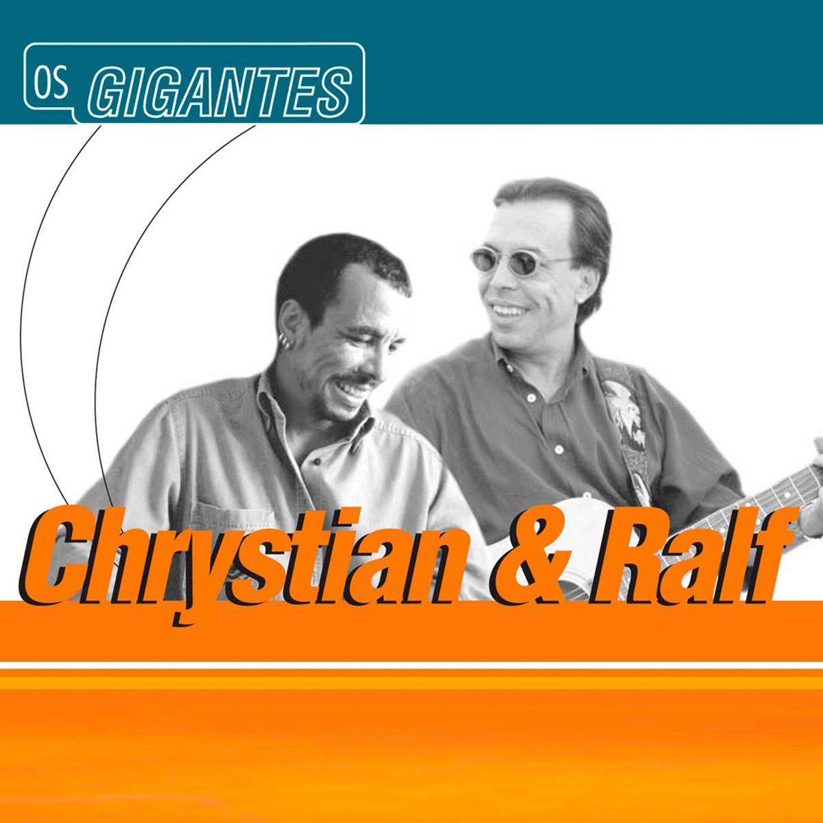 CD Chrystian & Ralf Série Os Gigantes