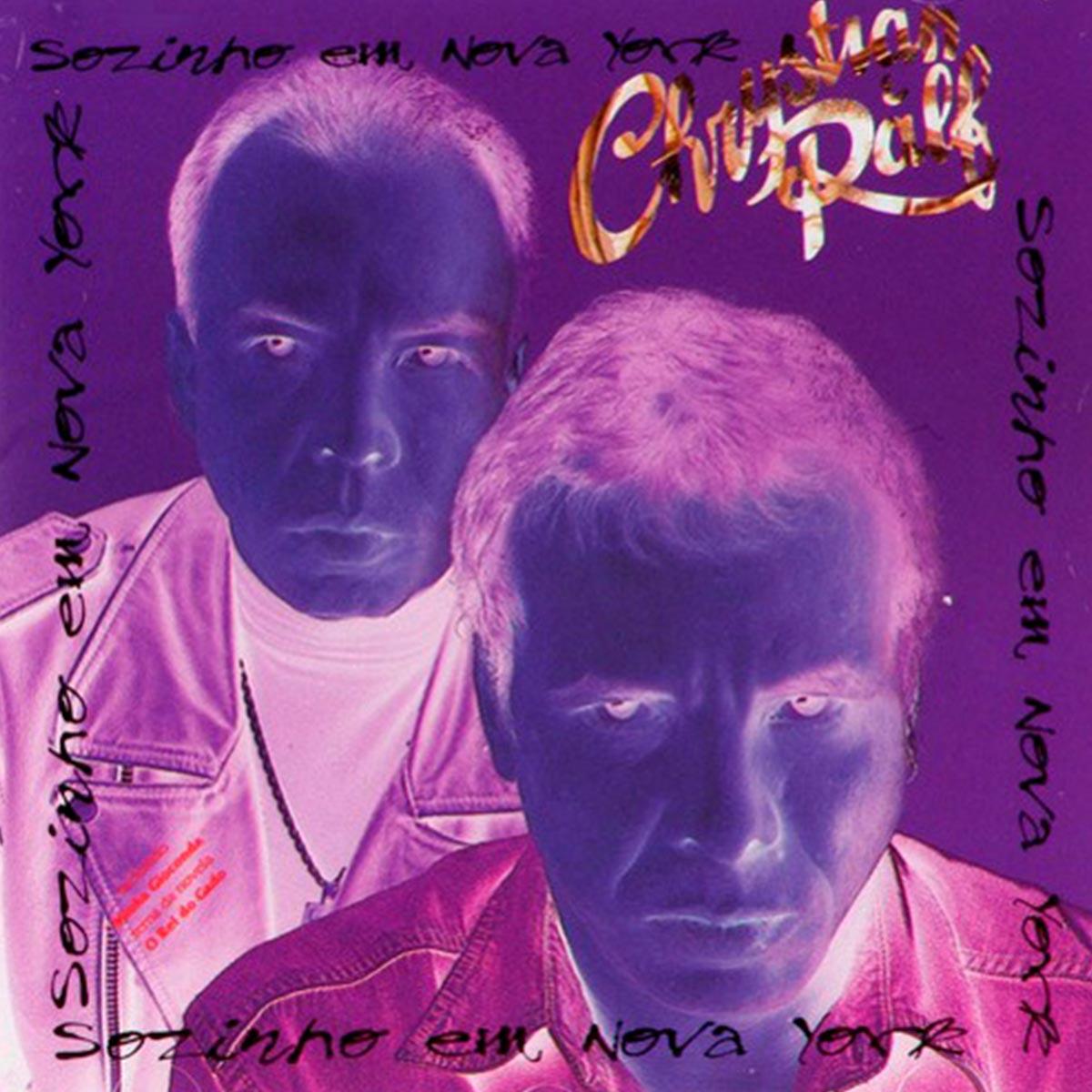 CD Chrystian & Ralf Sozinho Em Nova York