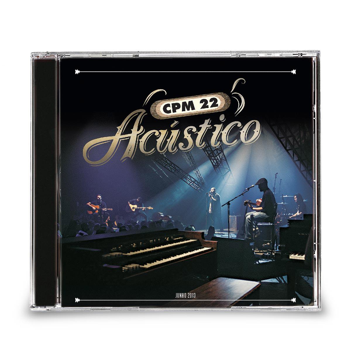 CD CPM 22 Ac�stico