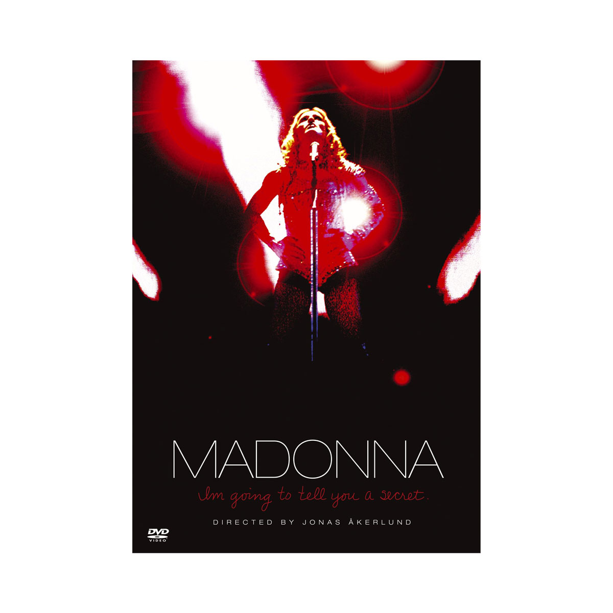 CD+DVD Madonna I'm Going To Tell You a Secret