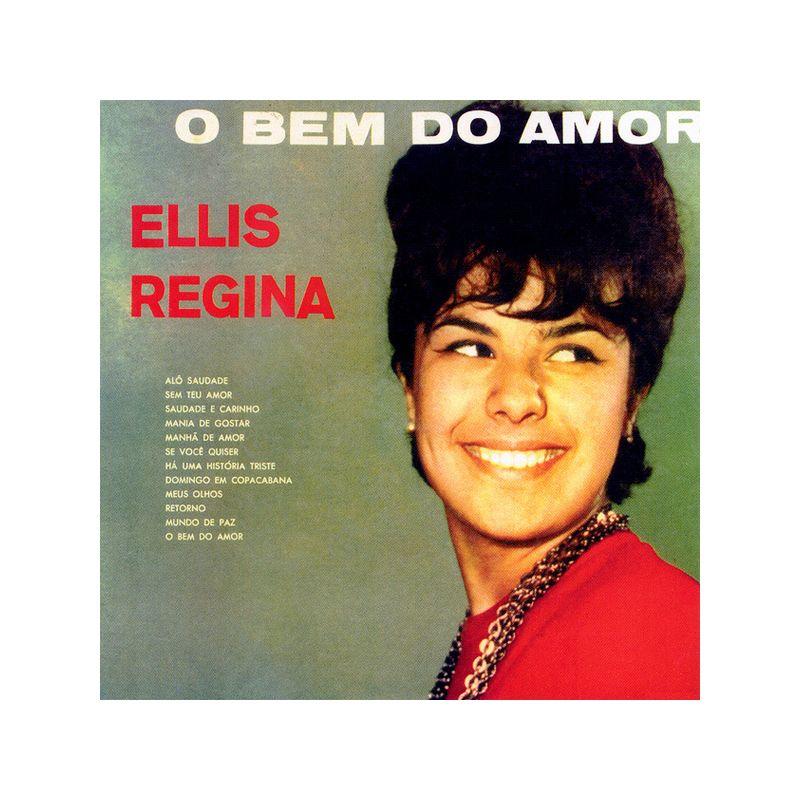 CD Elis Regina O Bem do Amor