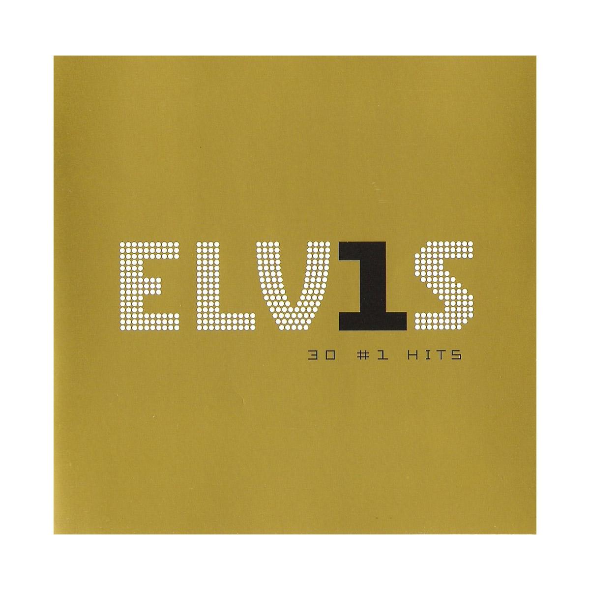 CD Elvis - 30 #1 Hits
