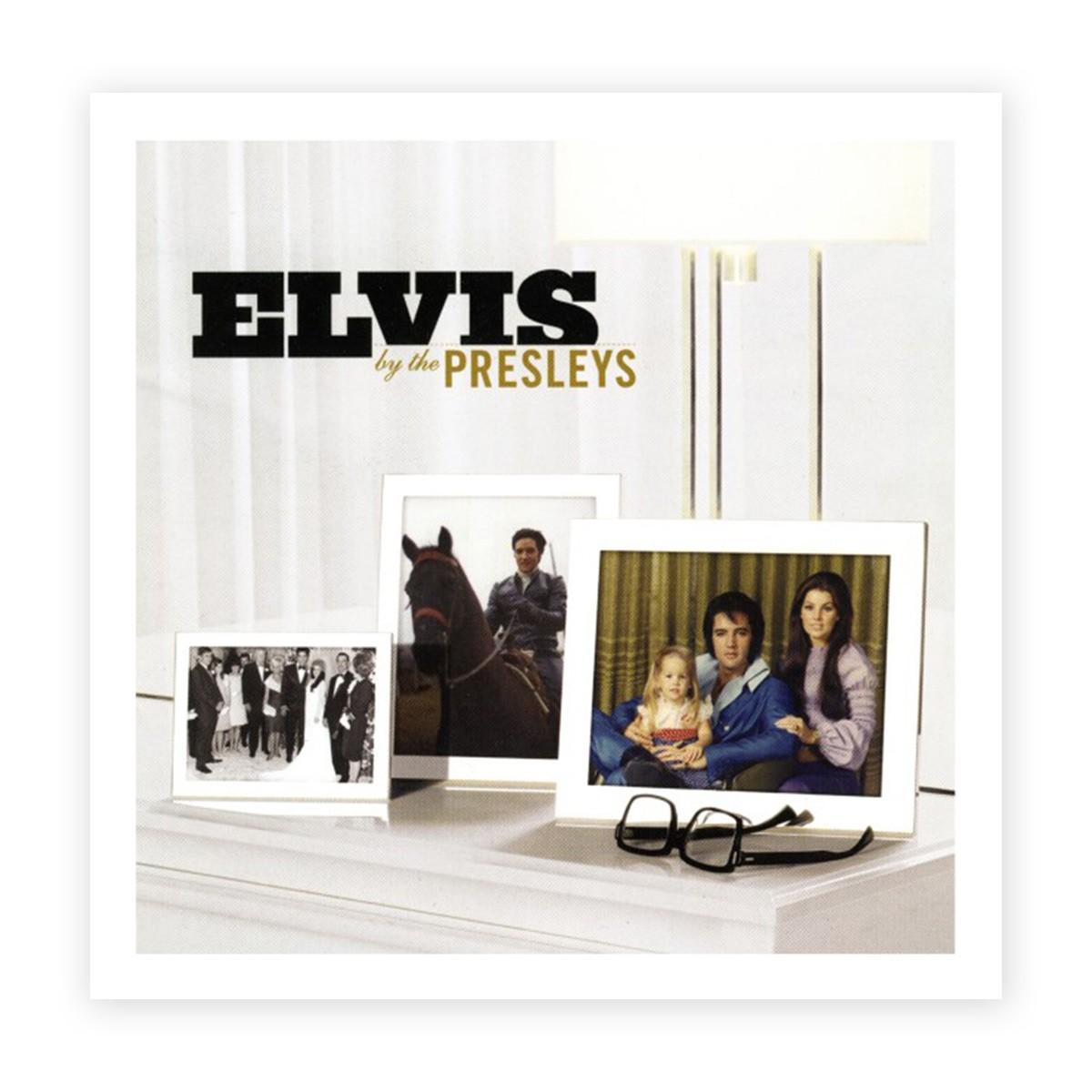 CD Elvis - Elvis By The Presleys
