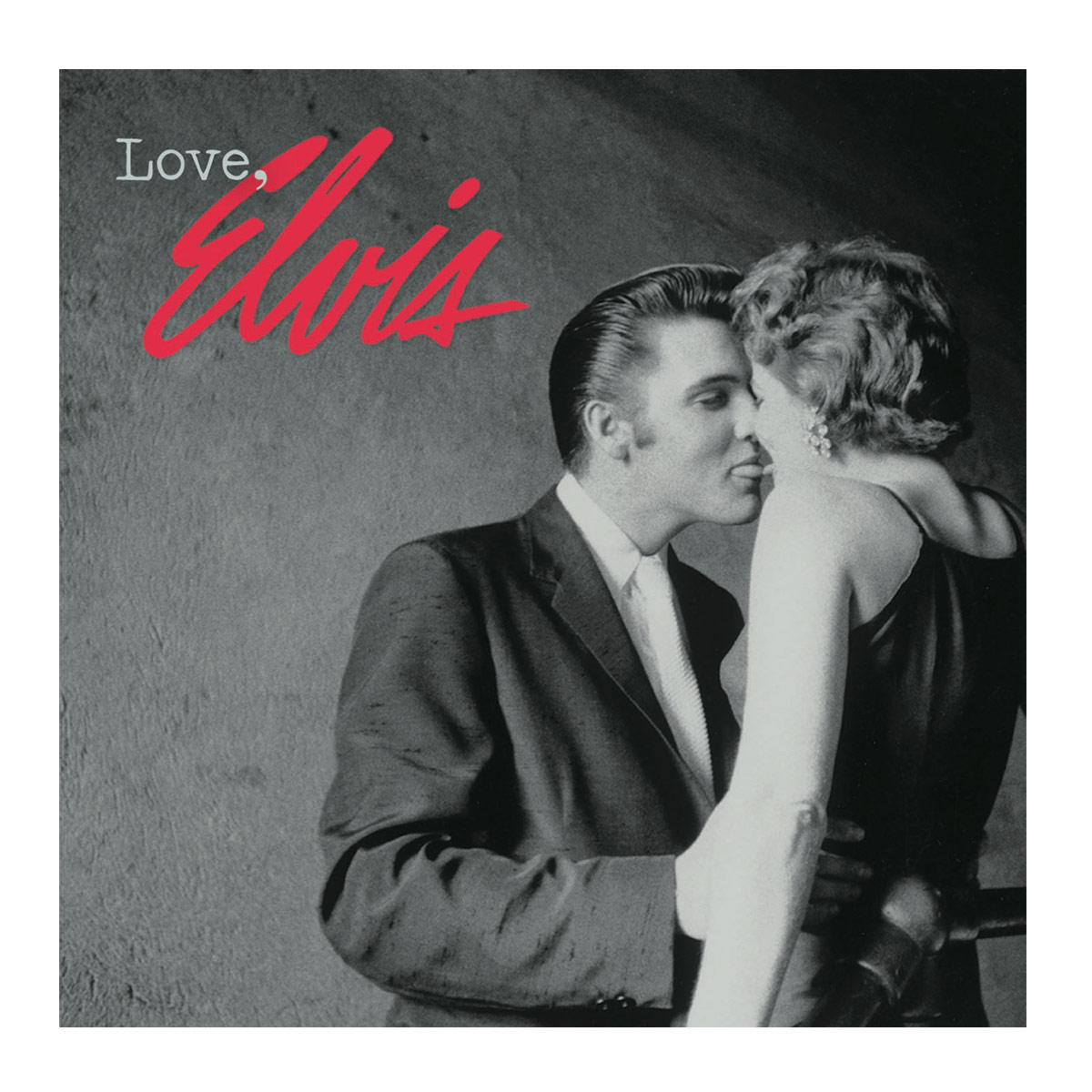 CD Elvis - Love, Elvis