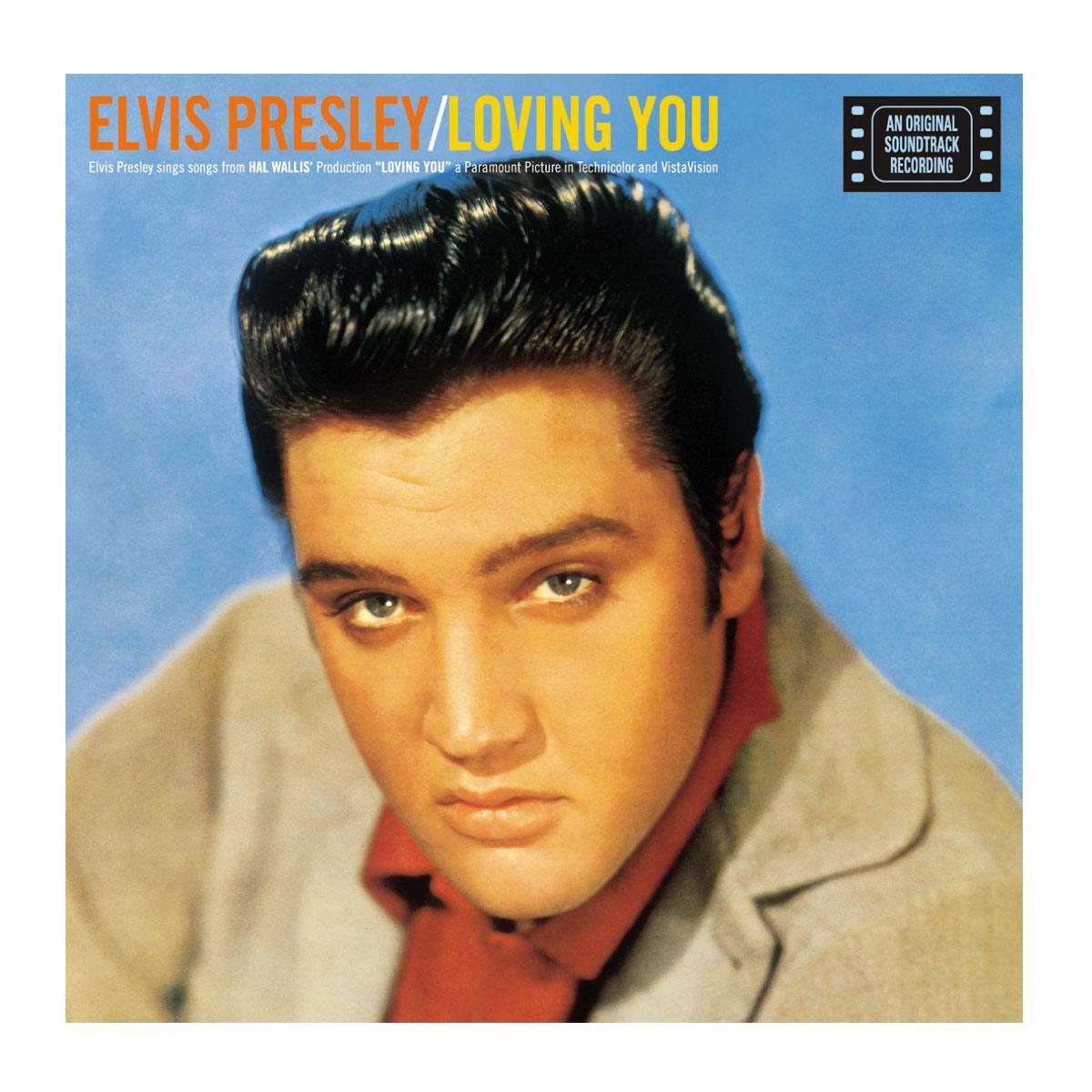 CD Elvis - Loving You 2005 Remastered