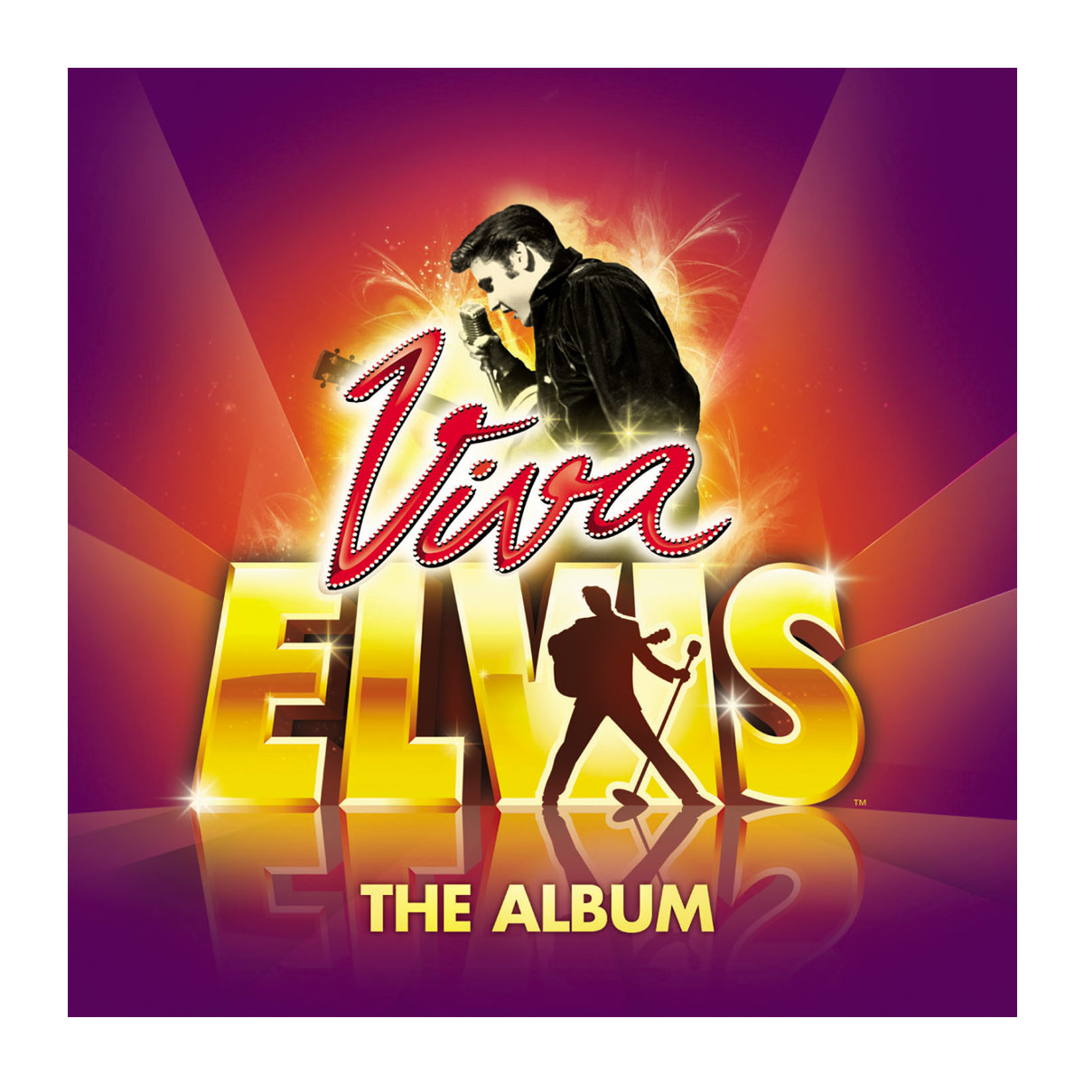 CD Elvis - Viva Elvis The Album