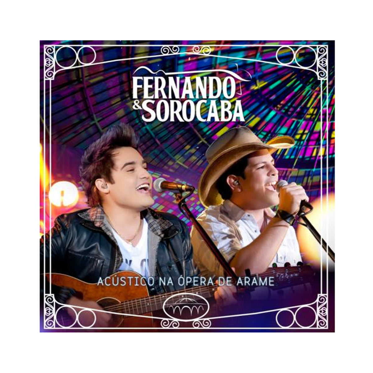 CD Fernando  Sorocaba �pera de Arame