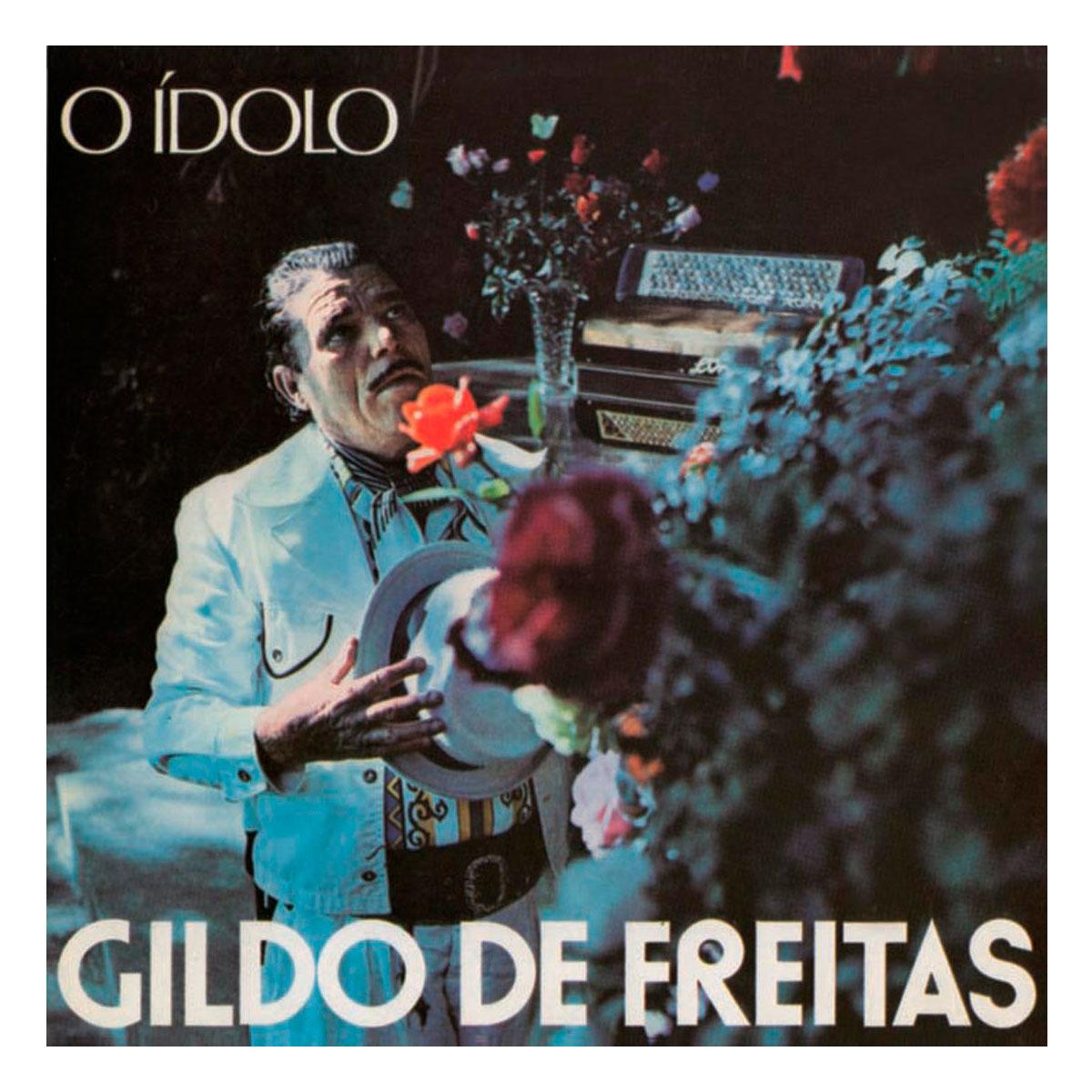 CD Gildo De Freitas O Ídolo