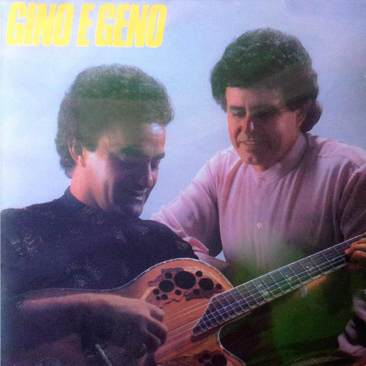 CD Gino & Geno Procurando Treta