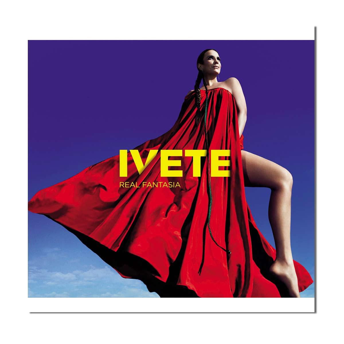 CD Ivete Sangalo - Real Fantasia