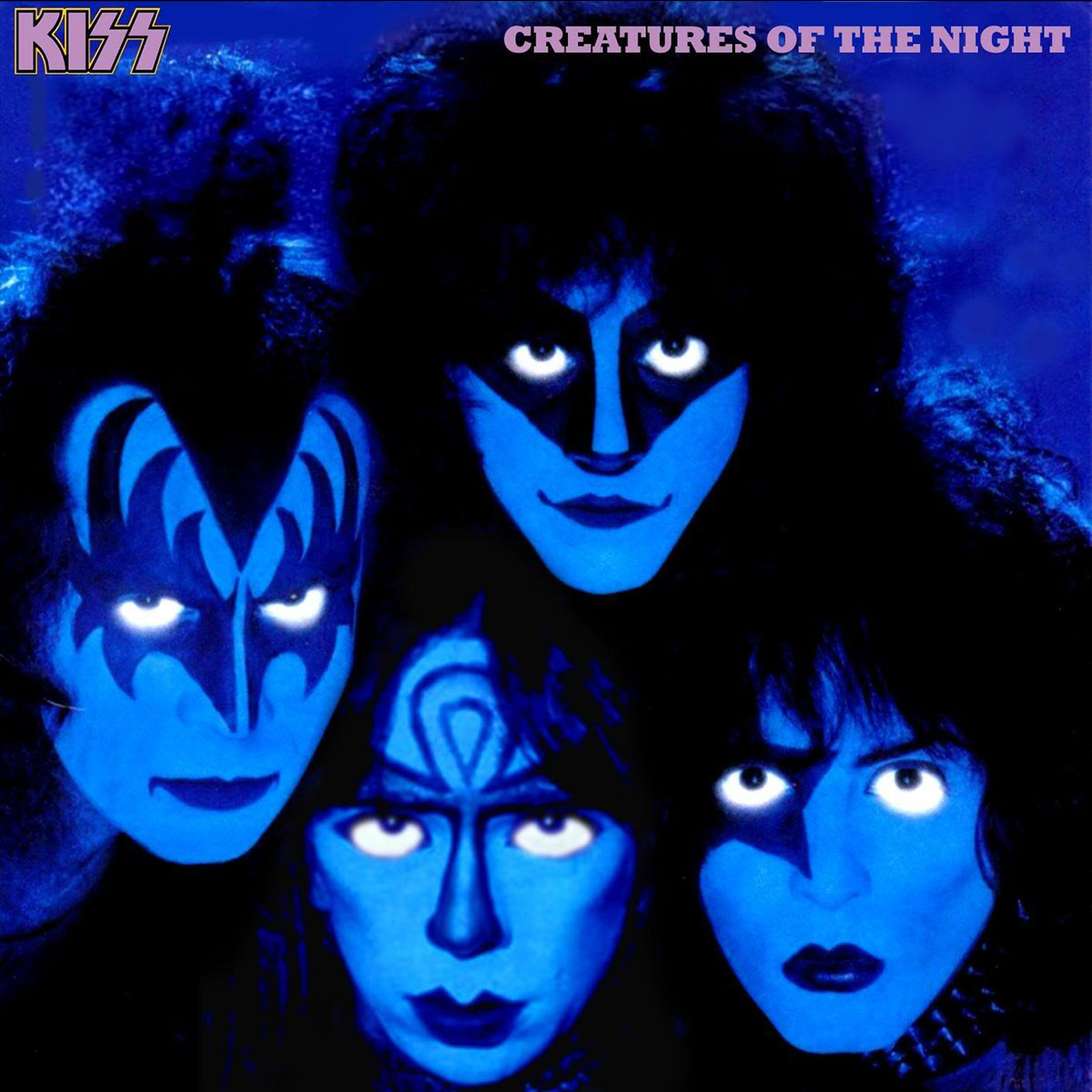 CD Kiss Creatures Of The Night