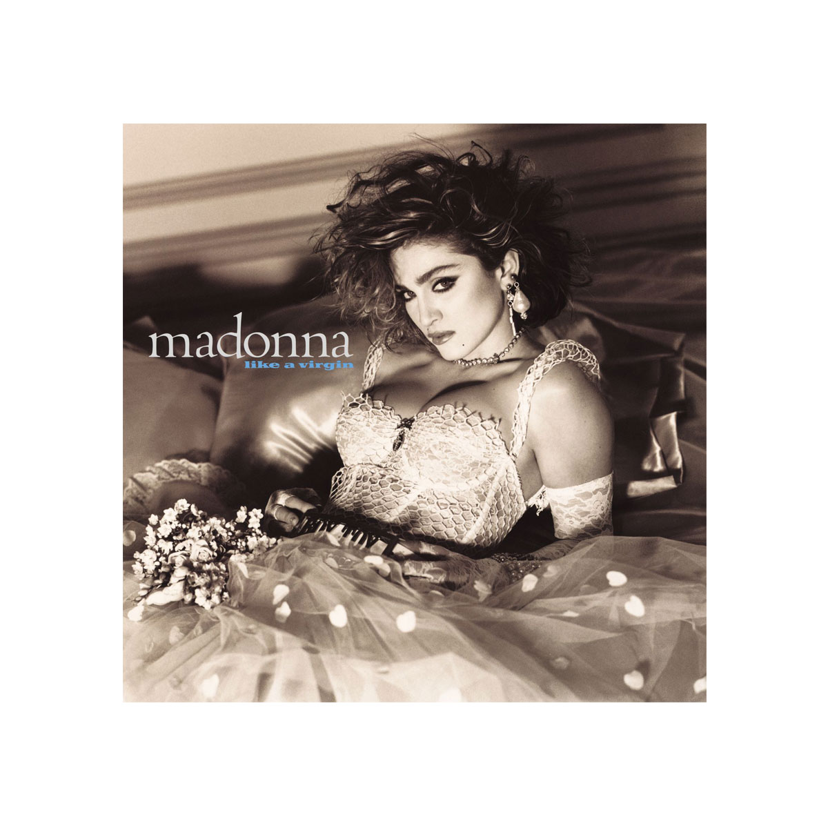 CD Madonna Like A Virgin Remasters
