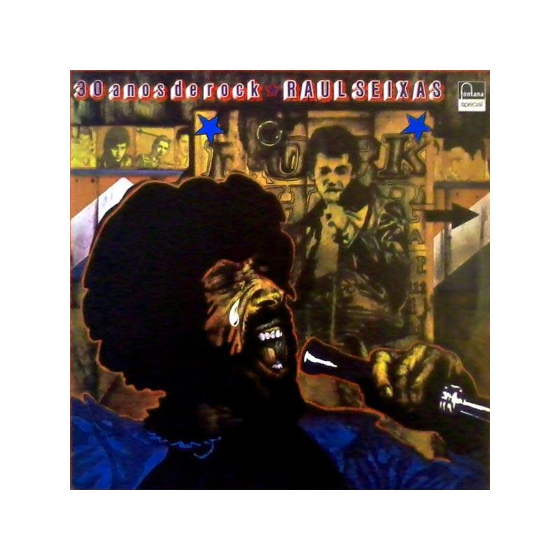 CD Raul Seixas 30 Anos de Rock