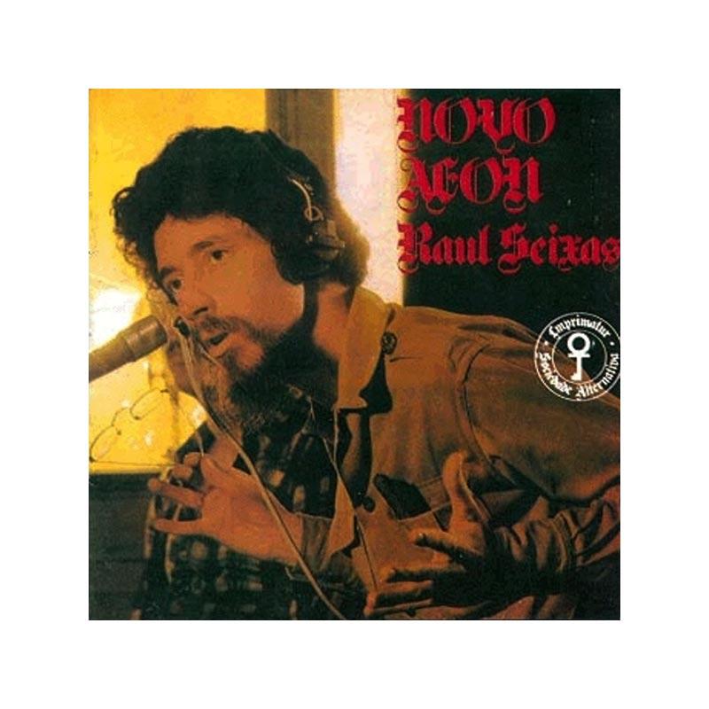 CD Raul Seixas Novo Aeon