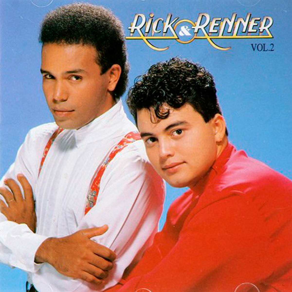 CD Rick & Renner Volume 2