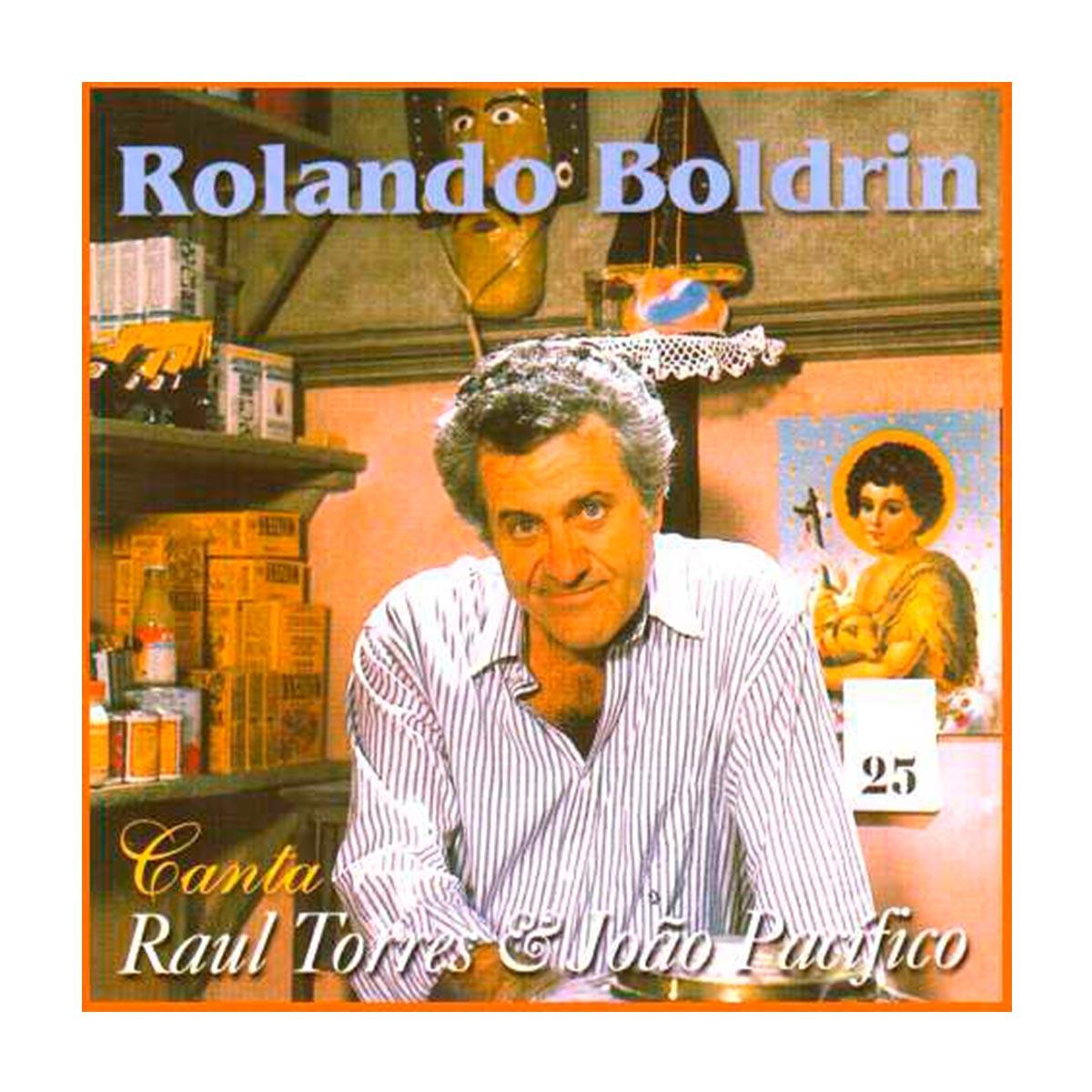 CD Rolando Boldrin Canta Raul Torres & Jo�o Pac�fico