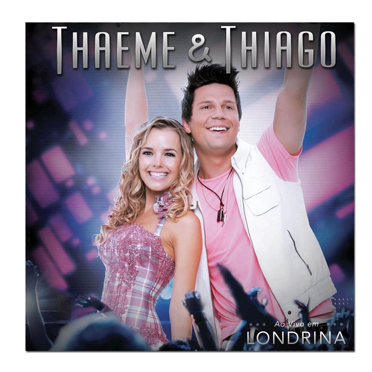 CD Thaeme & Thiago Ao Vivo em Londrina