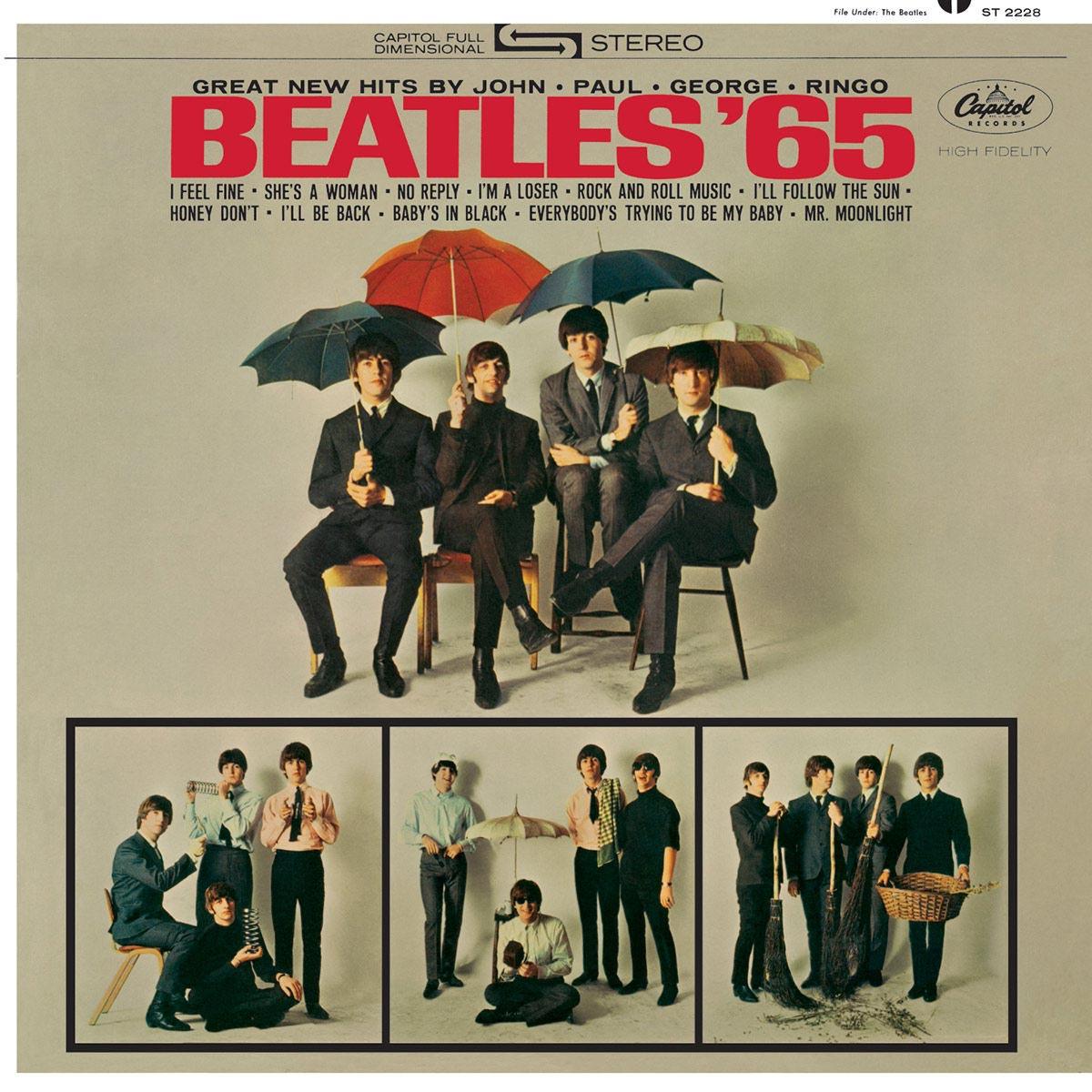 CD The Beatles �65