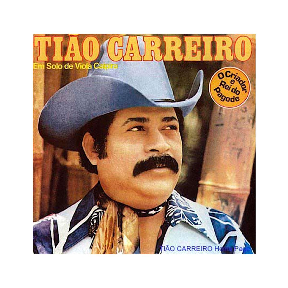 CD Ti�o Carreiro Em Solo De Viola Caipira